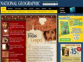 The Gospel of Judas image